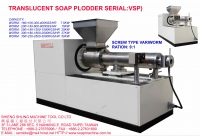 Translucent Soap Plodder