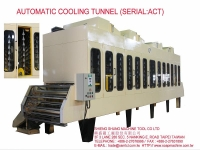 AUTOMATIC COOLING TUNNEL